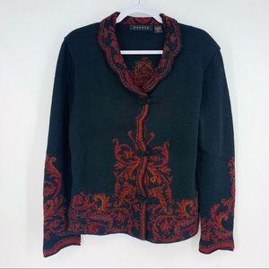 DAKOTA Alpaca Hand Loomed Soft Fleece Sweater Top